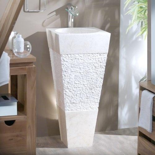 3 nouvelles vasques design for Vasque salle de bain sur pied