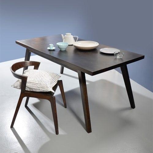 Oser la table à manger en Manguier