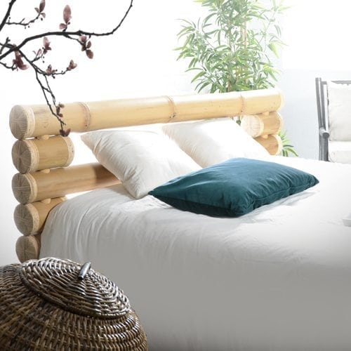 Lit en Bambou pour Chambre d'Adulte  Tikamoon BLOG