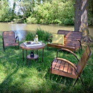 Mobilier De Jardin En Bois Massif Pas Cher Tikamoon Blog