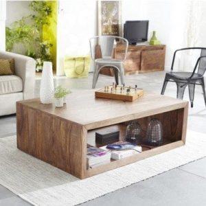 Table basse en palissandre 120x80 Villa