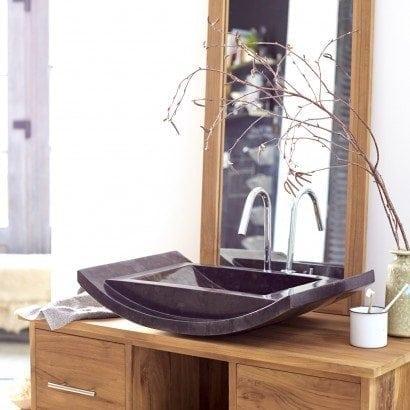 Un vasque en marbre pour votre salle de bain