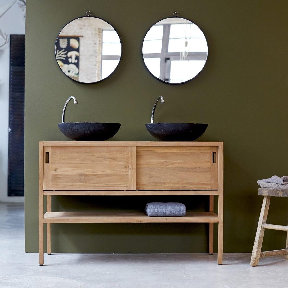 Notre meuble sous vasque Arty : élégance et modernité au cœur de votre salle de bain