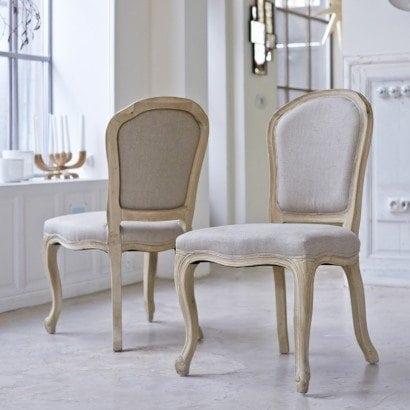 Notre Collection Rousseau : des meubles au style classique et chic