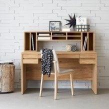 Trouver un meuble bureau en bois et design avec Tikamoon